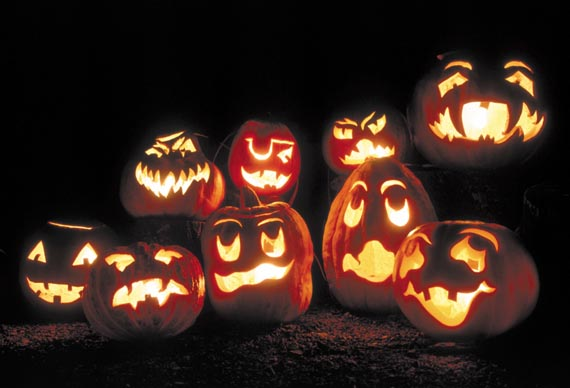 The True, Lost Meaning of Halloween | Green Chi Cafe