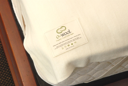organic wool mattress pad O Wool Mattress Pads are Divine | Green Chi Cafe organic wool mattress pad
